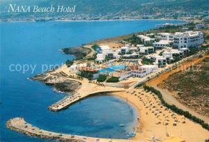 AK / Ansichtskarte Chersonissos Fliegeraufnahme Nana Beach Hotel Chersonissos