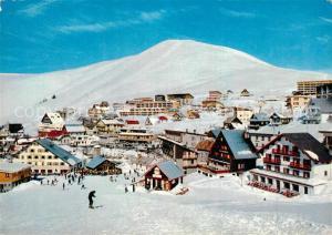 AK / Ansichtskarte Alpe_d_Huez_Isere Vue generale et le Signal Sports d Hiver Alpes Francaises Alpe_d_Huez_Isere