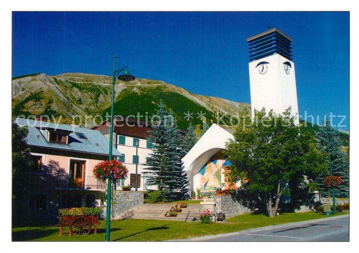 Larche_Alpes de Haute Provence Soiree d'ete a Larche Larche 0