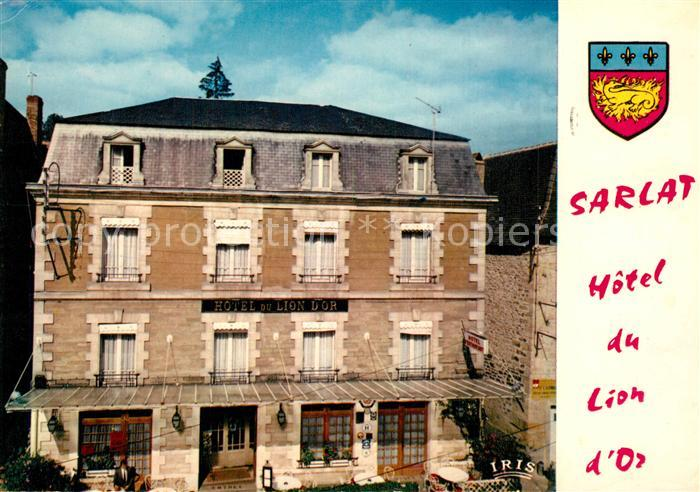 Sarlat la Caneda Hotel du Lion d Or Sarlat la Caneda 0