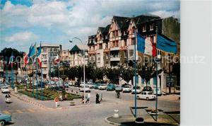 Saint Brieuc_Cotes d_Armor La Place Duguesclin Saint Brieuc_Cotes d