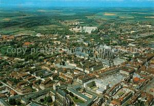 Beauvais Vue generale aerienne Beauvais