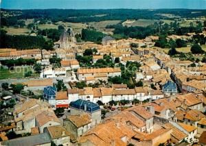 Mareuil_Dordogne Vue panoramique aerienne Mareuil Dordogne
