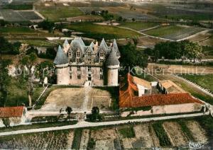 Monbazillac Le Chateau Vignoble repute Vue aerienne Monbazillac