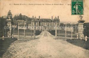 AK / Ansichtskarte Bures sur Yvette Chateau de Grand Menil Bures sur Yvette