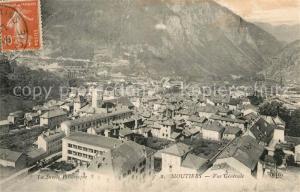 AK / Ansichtskarte Moutiers_Salins Vue generale Alpes Moutiers Salins