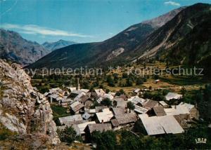 AK / Ansichtskarte Nevache Panorama de la vallee Bois Noirs Nevache
