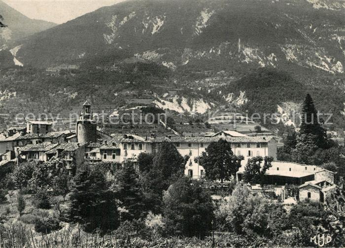 AK / Ansichtskarte Annot Panorama Station Climatique Alpes Annot 0