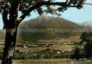 AK / Ansichtskarte Viuz en Sallaz Vue panoramique et le Mole Alpes Viuz en Sallaz