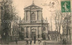 AK / Ansichtskarte Caen Notre Dame Eglise de la Gloriette Caen