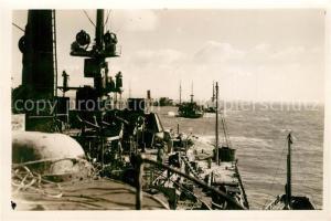 AK / Ansichtskarte Ouistreham Riva Bella Bateaux echoues le 6 juin 1944 Ouistreham