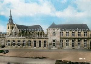 AK / Ansichtskarte Commercy_Meuse Le Chateau Stanislas La Poste Commercy Meuse
