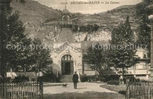AK / Ansichtskarte Brides les Bains Casino Brides les Bains