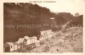 AK / Ansichtskarte Etables sur Mer_Cotes d_Armor Sur la Plage des Godelins Etables sur Mer_Cotes d