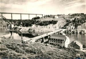 AK / Ansichtskarte Ruynes en Margeride Grand Viaduc de Garabit Vallee de la Truyere Ruynes en Margeride
