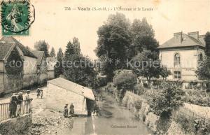 AK / Ansichtskarte Voulx Orvanne et la Lavoir  Voulx