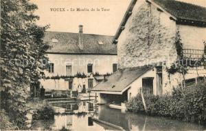 AK / Ansichtskarte Voulx Moulin de la Tour Voulx