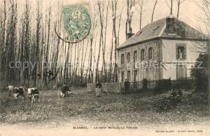 AK / Ansichtskarte Blennes Petit Moulin Prairie Blennes