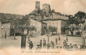 AK / Ansichtskarte Les_Arcs_Savoie Vieux chateau Les_Arcs_Savoie