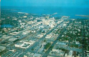 AK / Ansichtskarte St_Petersburg_Florida Webb City Fliegeraufnahme