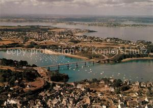 AK / Ansichtskarte Saint Briac sur Mer Pointe de Lancieux Pointe du Chevret vue aerienne Saint Briac sur Mer