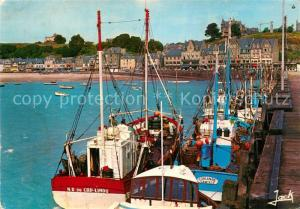 AK / Ansichtskarte Cancale Port de la Houle Bateaux de peche Cancale