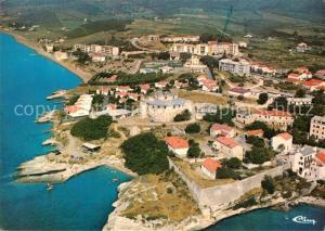 AK / Ansichtskarte Saint Florent_Haute Corse Forteresse vue aerienne Saint Florent Haute Corse