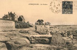 AK / Ansichtskarte Audresselles Les Rochers  Audresselles