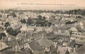 AK / Ansichtskarte Verneuil sur Avre Panorama  Verneuil sur Avre