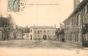 AK / Ansichtskarte Troyes_Aube Cour interieure de l Hotel de Ville Troyes Aube