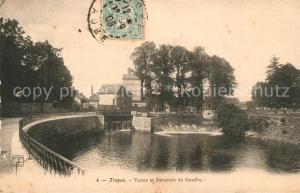 AK / Ansichtskarte Troyes_Aube Vanne Deversoir du Gouffre Troyes Aube