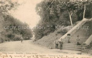 AK / Ansichtskarte Port Gueydon_Azeffoun Tournant de Route
