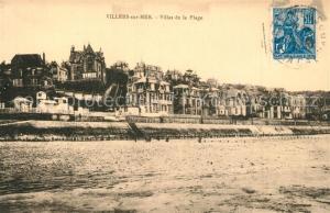 AK / Ansichtskarte Villers sur Mer Villas de la Plage  Villers sur Mer