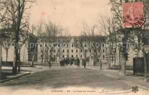 AK / Ansichtskarte Auxerre Caserne Vauban Auxerre