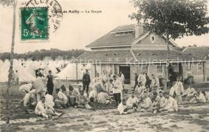 AK / Ansichtskarte Camp_de_Mailly La Soupe Camp_de_Mailly