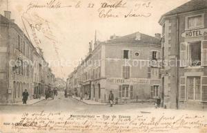 AK / Ansichtskarte Neufchateau_Vosges Rue de France Neufchateau Vosges