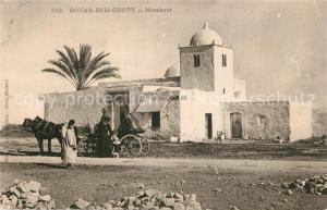 AK / Ansichtskarte Douar Ech Chott_Tunesie Marabout
