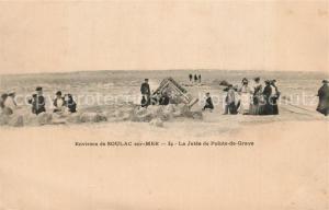 AK / Ansichtskarte Pointe_de_Grave La Jetee Pointe_de_Grave