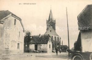AK / Ansichtskarte Aspach le Haut Eglise Aspach le Haut