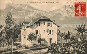 AK / Ansichtskarte Andernos les Bains Villa des Fougeres et les Aiguilles de Varens Andernos les Bains