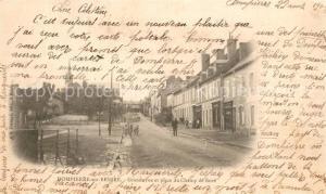 AK / Ansichtskarte Dompierre sur Besbre Grande Rue et Place du Champ de foire Dompierre sur Besbre