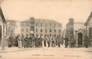 AK / Ansichtskarte Alencon Caserne Valaze Militaire Alencon