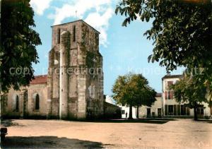 AK / Ansichtskarte Saint Jean de Liversay La Place de l Eglise Saint Jean de Liversay