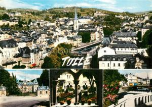 AK / Ansichtskarte Tulle_Correze Vue generale La Prefecture Le Cloitre Les Quais Tulle_Correze