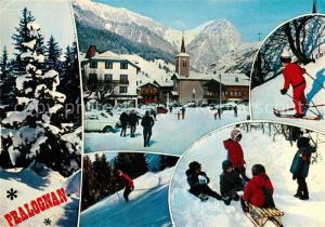 AK / Ansichtskarte Pralognan la Vanoise Vue partielle Pralognan la Vanoise