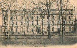 AK / Ansichtskarte Castres_Tarn College Castres_Tarn