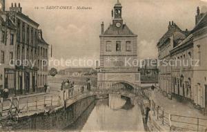 AK / Ansichtskarte Saint Omer_Pas de Calais Mathurin Saint Omer_Pas de Calais