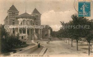 AK / Ansichtskarte Royan_Charente Maritime La Maison de Saint Amiot Royan Charente Maritime