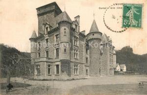 AK / Ansichtskarte Polminhac Chateau de Pesteils Polminhac