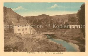 AK / Ansichtskarte Allanche Vieux Moulin Bac  Allanche